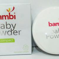 bedak bambi compact powder