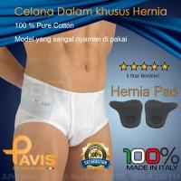 PAVIS Celana Dalam Hernia / Celana Hernia Made in ITALY 650