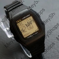 jam tangan QnQ pria / wanita digital super termurah / jtr 1185