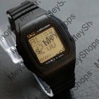 jam tangan led pria QnQ termurah / jtr 1185
