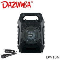Dazumba DW186 Portable Bluetooth Speaker