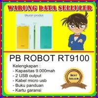 POWER BANK VIVAN PB ROBOT RT-9100 9000MAH GARANSI 1TAHUN