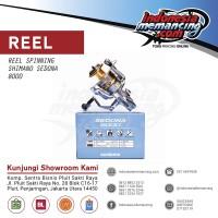 Reel Spinning Shimano Sedona 8000