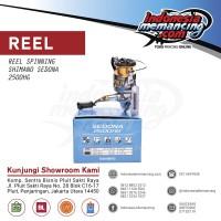 Reel Spinning Shimano sedona FI 2500HG
