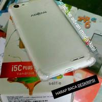 case soft advan i5c plus anticrack casing silikon