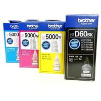 Tinta Brother BTD60BK & BT5000 Brother T310W T510W T710W T810W T4000DW