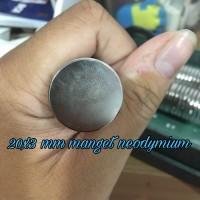 MAGNET NEODYMIUM SUPER KUAT 20x3