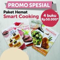 Primarasa Buku Masak Paket D Smart Cooking
