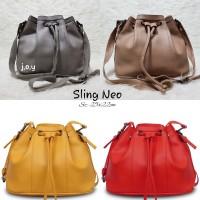 Tas Murah/Tas Wanita/Tas Paket/Slingbag/Tas Import/Sling Neo Leather