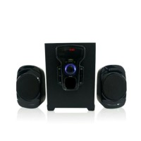 Speaker Simbadda CST 2000N+ Support Usb Flash Disk-Bluetooth