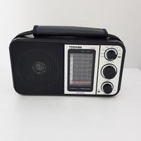 Radio Listrik Portable Toshiba TY-HRU30 Asli