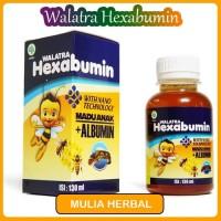 Walatra Hexabumin (Madu Plus Albumin)