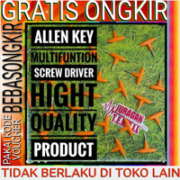 HIGH QUALITY ALLEN KEY - Screw Driver - Kunci obeng T L vape vapor