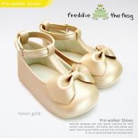Sepatu Bayi - Baby Shoes   Freddie the Frog   Helen Gold - 3-6 Bulan