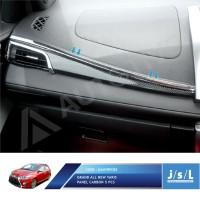 Toyota All New Yaris List Dashboard Interior JSL/Dashboard Trim Chrome