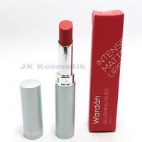 Wardah Lipstik INTENSE MATTE 02 Blushing Nude
