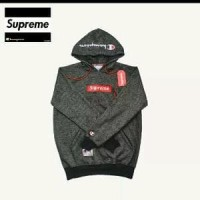 sweater hoodie distro bandung  SUPREME champion not HUF PROMO