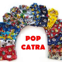 Paket Random 3pcs Only 39rb Celana Pendek Anak POP Katun Catra