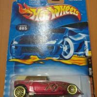HotWheels  Phaeton  Red Collection 005