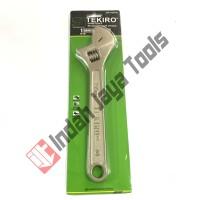 "Kunci Inggris 10"" TEKIRO / Adjustable Wrench Kunci Bago"