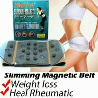 Slimming Magnetic Belt Nikita - Sabuk Pelangsing - Korset Pelangsing