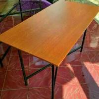 meja lipat 120x60 meja makan meja cafe meja bazar meja jualan