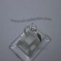 Cincin Wanita-Simple Elegan-Perak 925 (seri RL016)-Bagus dan Murah