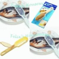Alat Pembersih Sisik Ikan Praktis Murah