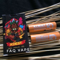 BATTERY KDEST 50A AUTHENTIC - BATERAI VAPE IMR 18650 2400 MAH