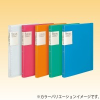 KOKUYO Binder Carry All B5 +pembatas plastik bening 4 - muat 100Lembar