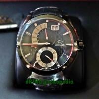 JAGUAR watch Special Edition  J681/B Black leather