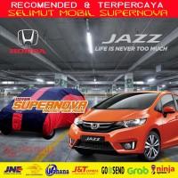 Car Body Cover | Selimut Mobil Supernova untuk Honda Jazz
