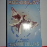 Mockingjay Novel by Suzanne Collins (English Version)