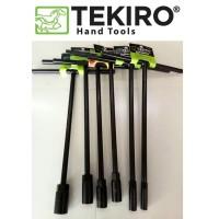 kunci sok T panjang TEKIRO 7-8-9-10-11-12-13-14mm harga satuan