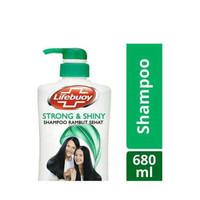 Lifebuoy Shampoo Strong & Shiny - 680ml