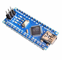 Arduino Nano 3.0 compatible with CH340 USB driver controller