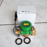 "Saklar Otomatis Pompa AIr Booster 3/4"" - 3/4"" water Flow Switch ASLI"