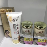 PAKET CREAM HERBAL CORDYCEPS   CLEANSER CORDYCEPS/ YU CHUN MEI HERBAL