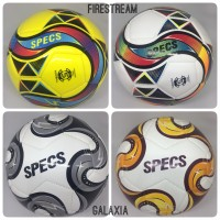 bola sepak specs 2018 original firestream dan galaxia fb ball