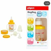 PIGEON MAGMAG ALL IN ONE SET / MAG MAG SET BAYI / TRAINING CUP SET