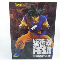 PVC FIgure DragonBall Son Goku Normal Ver. Fes!! NEW MIB KWS