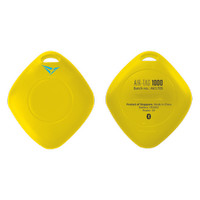 Alcatroz Bluetooth Air-tag 1000 Twin Yellow