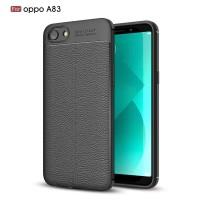 I-Zore Shockproof Soft Case OPPO A83 - Hitam