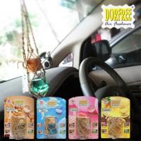 Parfum Pengharum Mobil Ruangan Dorfree Best Seller Coffee , Vanilla