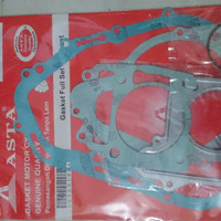 paking blok mesin gasket full set satria fu 150 new