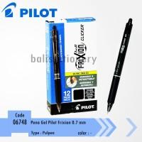 Pena Gel Pilot Frixion 0.7 mm