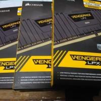 Corsair Vengeance LPX Black DDR4 PC24000 (2X8GB)