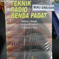 BUKU TEKNIK RADIO BENDA PADAT - HERBERT L KRAUSS wr