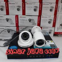 PAKET CCTV 2 CAMERA HIKVISION FULL HD 2MP(LNGKP TGGL PSNG)