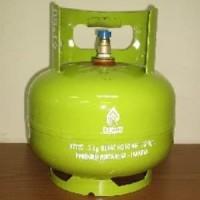 Tabung gas Elpiji melon 3 Kg plus Isi (SNI)